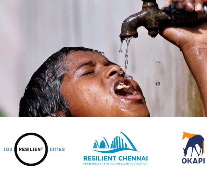 Namma Chennai Water Survey