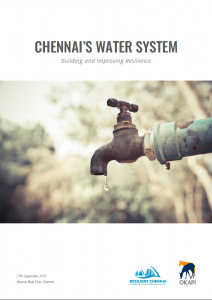 Chennai's Water System - Workshop Analysis_270918