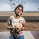 Children as Change Agents_Girl on Marina_Aravindan Ganesan