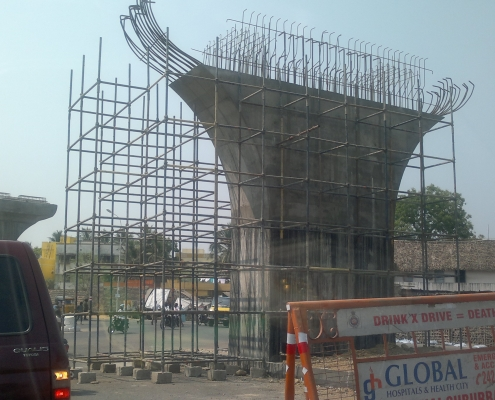 Construction in Chennai