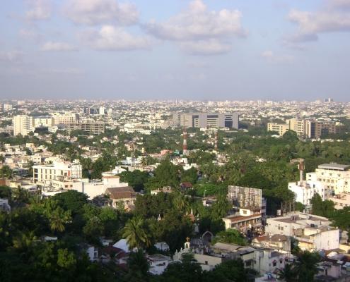 View from St. Thomas Mount_Chennai_Vivian Richard